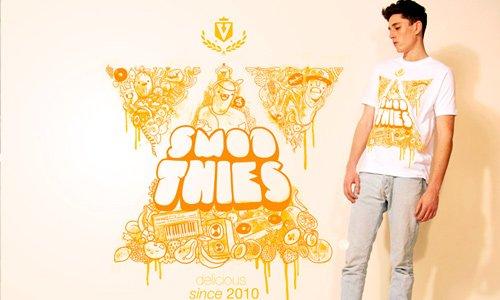 thiết kế áo thun
