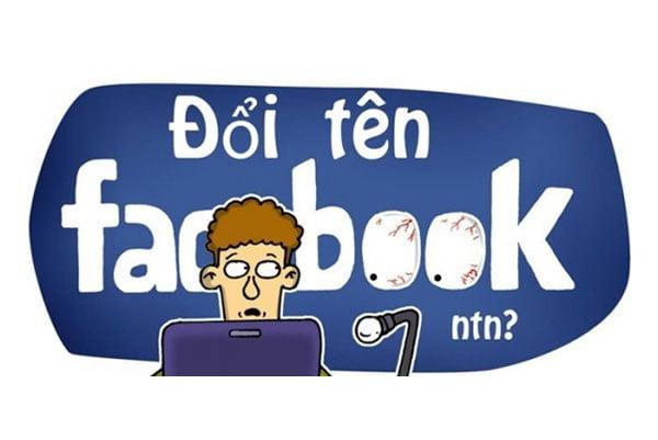 Hướng dẫn đổi tên Facebook khi chưa đủ 60 ngày 1