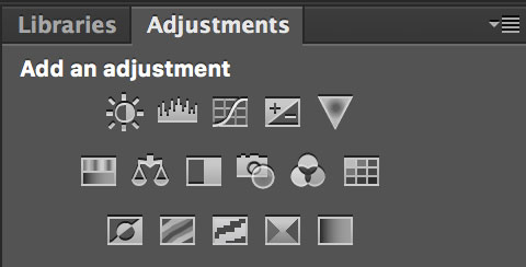 Một số hiệu chỉnh trong nhóm adjusment layer (p1)