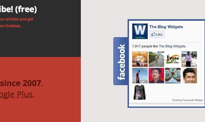 Tích hợp nút like Facebook trên website, blog