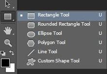 Dùng công cụ Shape