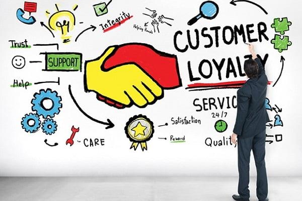 Chiến lược tạo dựng lòng trung thành của khách hàng