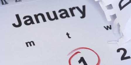 Sinh nhật vào ngày 1 tháng 1