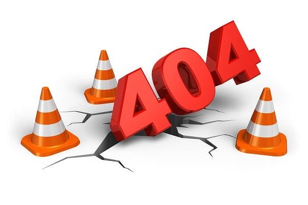 4 công cụ kiểm tra liên kết gãy 404 và cách khắc phục