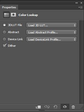 Công cụ Color Lookup