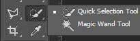 1. Công cụ Magic wand tool