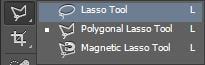 Nhóm công cụ LASSO TOOL (L)