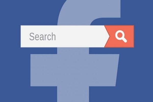 Hướng dẫn sử dụng công cụ tìm kiếm Facebook