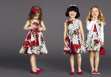 Kinh doanh thời trang, giầy dép trẻ em