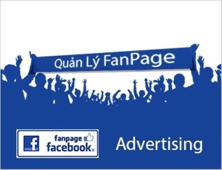 Quản lý Fanpage Facebook trong bán hàng