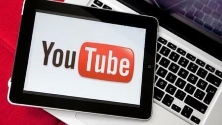 Sử dụng Youtube thông qua bàn phím