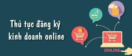 Thủ tục đăng ký kinh doanh Online