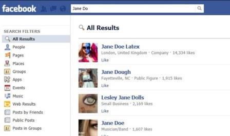 Công cụ tìm kiếm Facebook: Tìm Bạn bè, Nhóm hoặc Trang trên Facebook