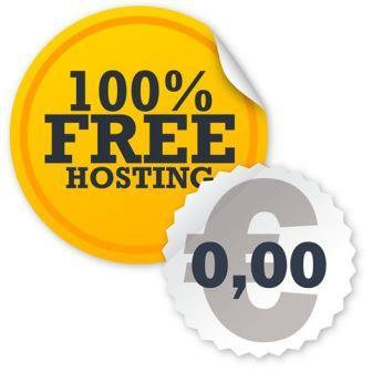 Website được Host tại 1 nhà cung cấp miễn phí