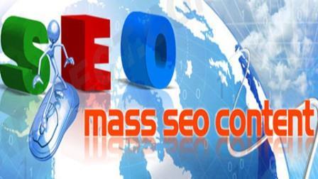 Phần mềm hỗ trợ viết bài chuẩn SEO Mass SEO Content