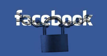Khóa tài khoản Facebook