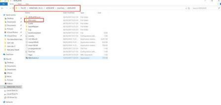 Bước 3: Tạo Folder chứa ảnh và video muốn đăng tải.