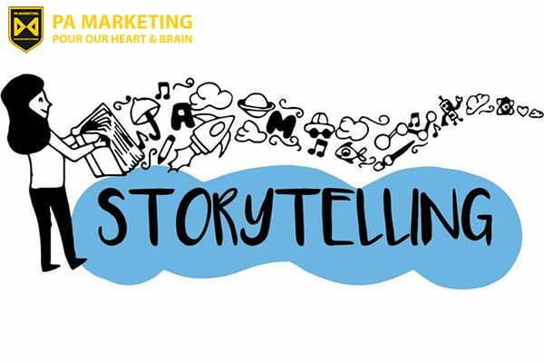 Viết content theo lối kể chuyện