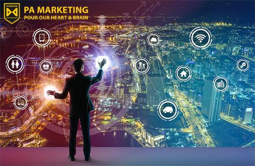 công nghệ chuyển đổi tác động đến mô hình bán lẻ