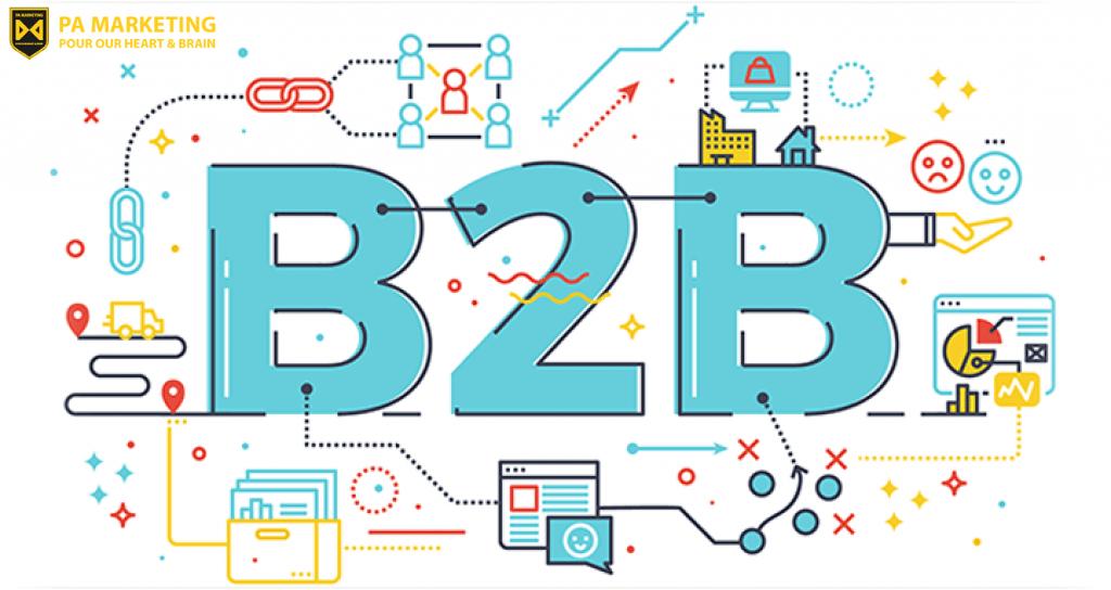 B2B mô hình kinh doanh của E-commerce