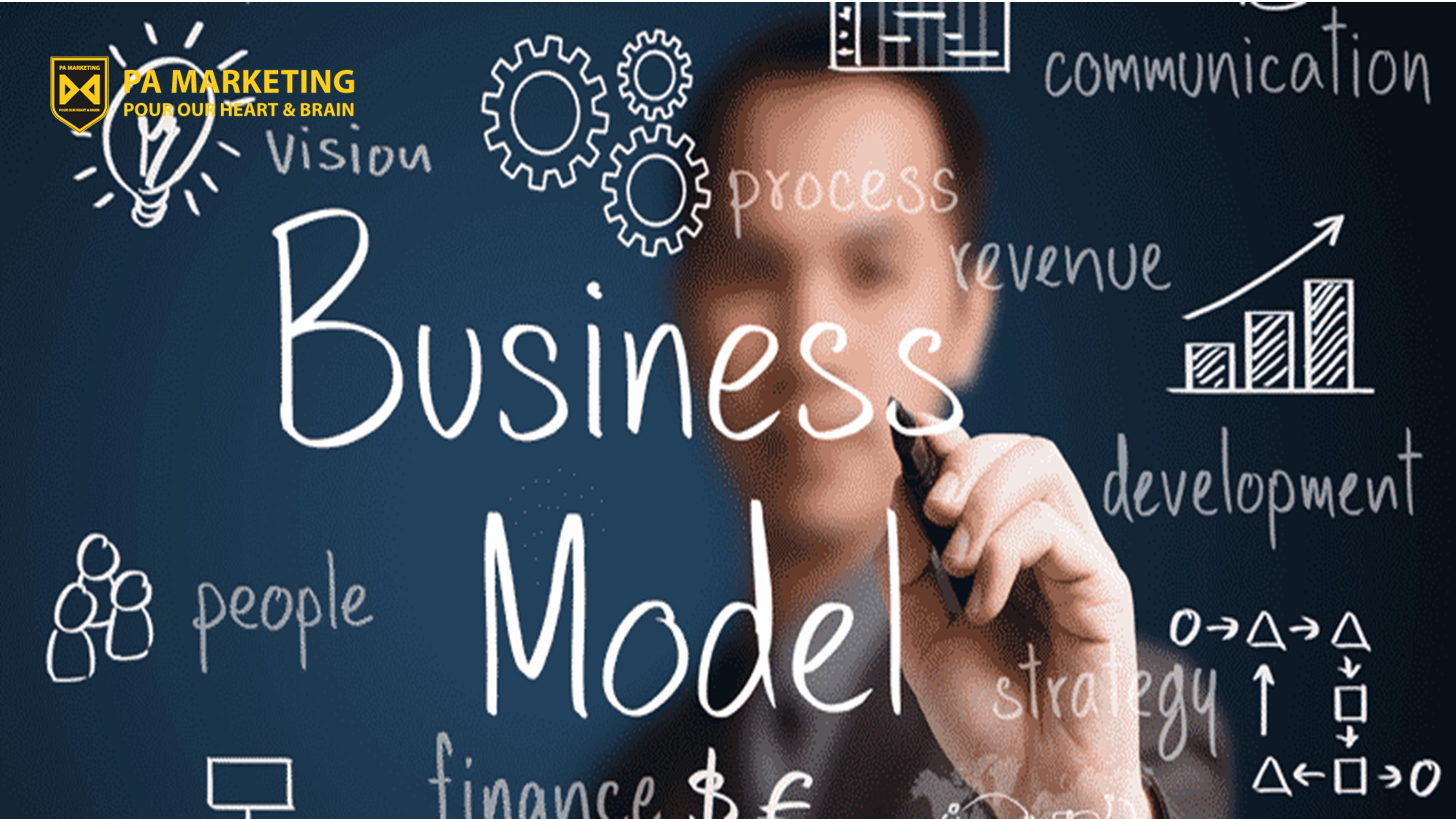 Thay đổi mô hình kinh doanh
